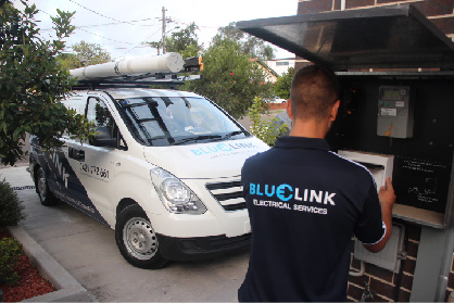 Switchboard Upgrades - Blue Link Electrical